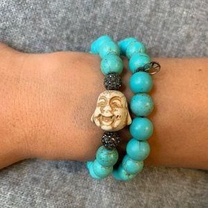 Jewelry - Buddha Bead Bracelet